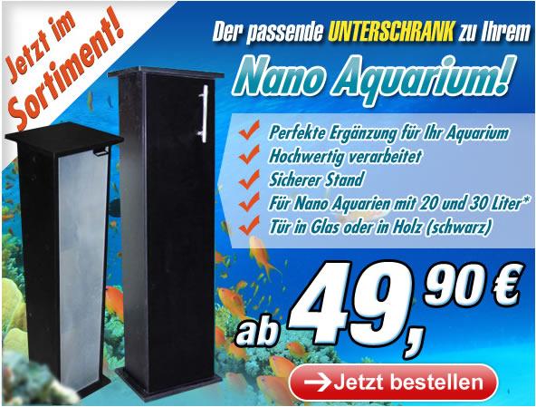 aquael unterschrank f r nano aquarium 20 und 30 cm ebay. Black Bedroom Furniture Sets. Home Design Ideas